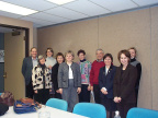 Telehealth Ontario Service Advisory Committee - Northern Ontario - First meeting January 16, 2002