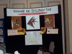 Nishnawbe Aski Development Fund displayed their information and programs supporting business deve