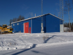 Aroland Fire Station