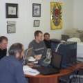 SLAAMB kindly donated the use of their boardroom for this training and development session