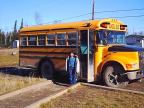 Our Only School Bus.