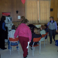 Lyn Button and her team from the Zone Nursing office hosted the workshop at the KC hall in Sioux Lookout