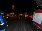 Red Lake Christmas Parade of Lights (at the starting gate!)