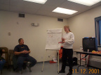 Nancy providing more information on the how a person feels when thier well and when the glocuse is too high or too low.