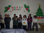 Grades 1, 2 & 3 with the Twelve days of Christmas