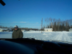 hey Mark want a ride to Koocheching? Just a few pictures of Keewaywin as we are heading out of town.