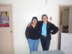 And the co-ordinator's (l-r) Phyllis Chowaniec and Marney Dodic. (thank you two)