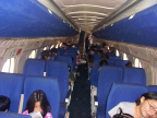 A View from inside the plane