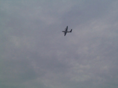 Another picture of the plane...