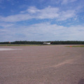 First Plane arriving in Deer Lake from Thunder Bay, ONT