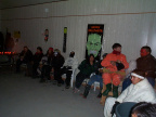 So it was a really fun night in Keewaywin, Thanks to the efforts of our Jamboree and Recreation committee.