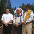 Ontario Regional Chief Angus Toulouse, NAN Grand Chief