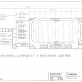 Plans for Community / Business Centre in Fort Severn - Aug 2001