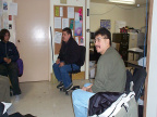 Presentation on Law and Crime held in North Spirit Lake School and Keewaytinook Internet High School.
