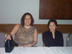 Ontario First Nations Technical Services Corp - Angela Crozier and April Wemigwans